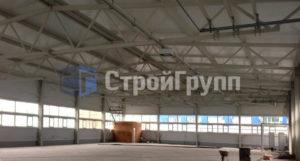 производственно-складское здание